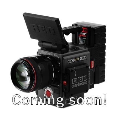 RED Scarlet-W (Weapon, Dragon) 5K - Coming Soon Image