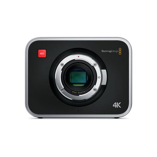 Blackmagic Production 4K Image