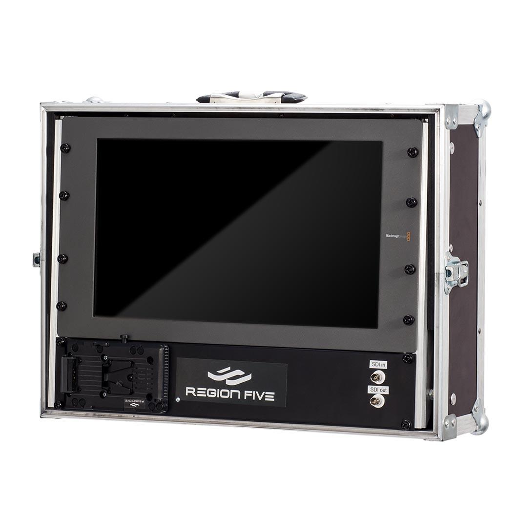 Blackmagic Smartview Set (Akku) Image